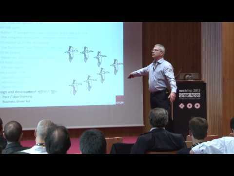 OutSystems - Using Agile Thinking to Deliver What Business Really Wants - NextStep 2013
