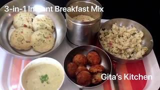 3 in 1 Instant Breakfast Mix