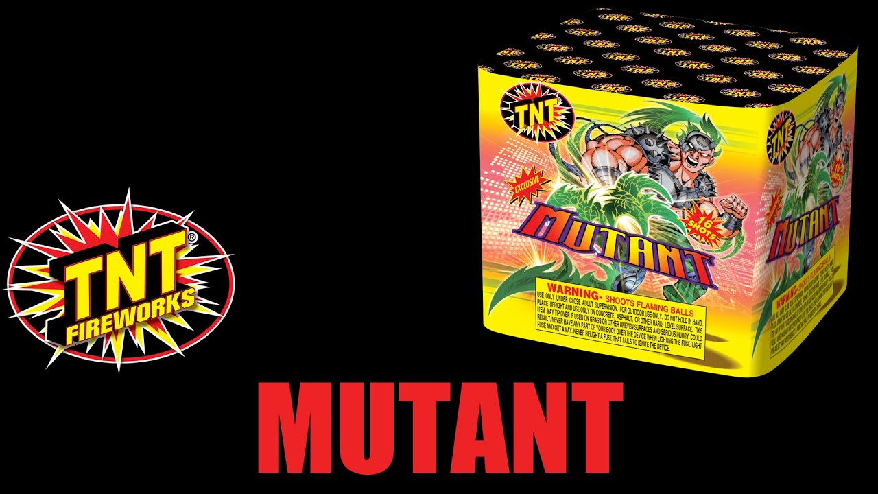 Mutant - TNT Fireworks® Official Video