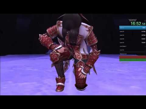 Final Fantasy XI Speedrun In 9:42:14  (retimed) Former WR