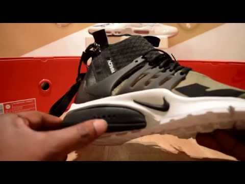 Nike Lab exclooooooosive! Presto x Acronym or Acrnm!!!!