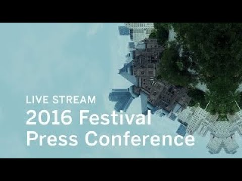 Toronto International Film Festival Press Conference 2016