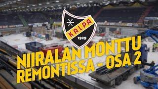 Niiralan Monttu remontissa - OSA 2