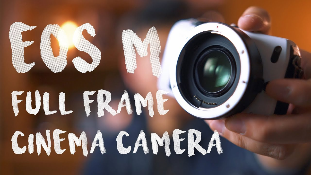 $200 Full Frame Raw Video Cinema Cemra ! / EOS M x Magic Lantern x Viltrox  EF-EOS M2 x MCM Rewire
