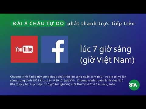 Chương trình phát thanh ngày 03.06.2017 | RFA Vietnamese News