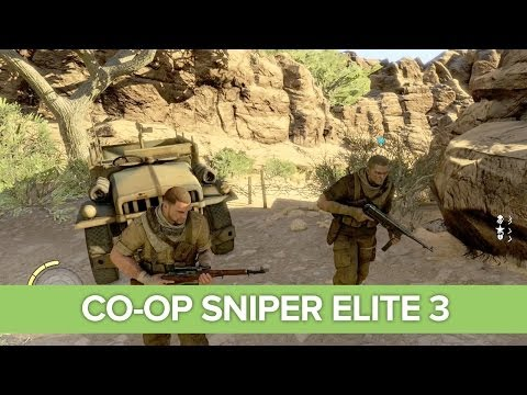 sniper elite 3 co op matchmaking