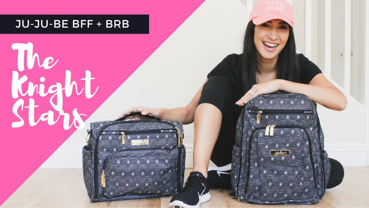 0fc2a3c32824 Ju-Ju-Be BFF + BRB Diaper Bags in