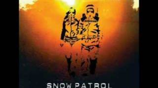 Watch Snow Patrol Wow video