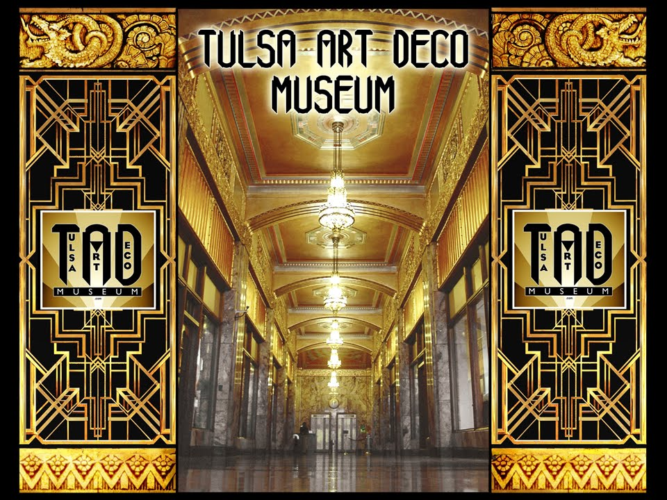 Art Deco Museum Presentation - YouTube