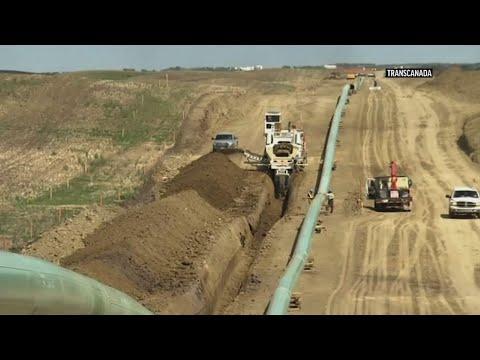 Download Energy company pulls plug on Keystone XL Pipeline