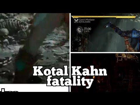 Daily Mortal Kombat 11 Plays: Kotal Kahn fatality thumbnail
