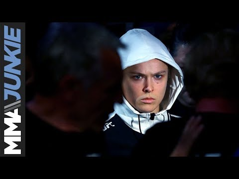 What type of character will Ronda Rousey be in the WWE?