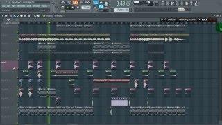 fl studio project 51 deadmau5 i remember plucks acapella flp