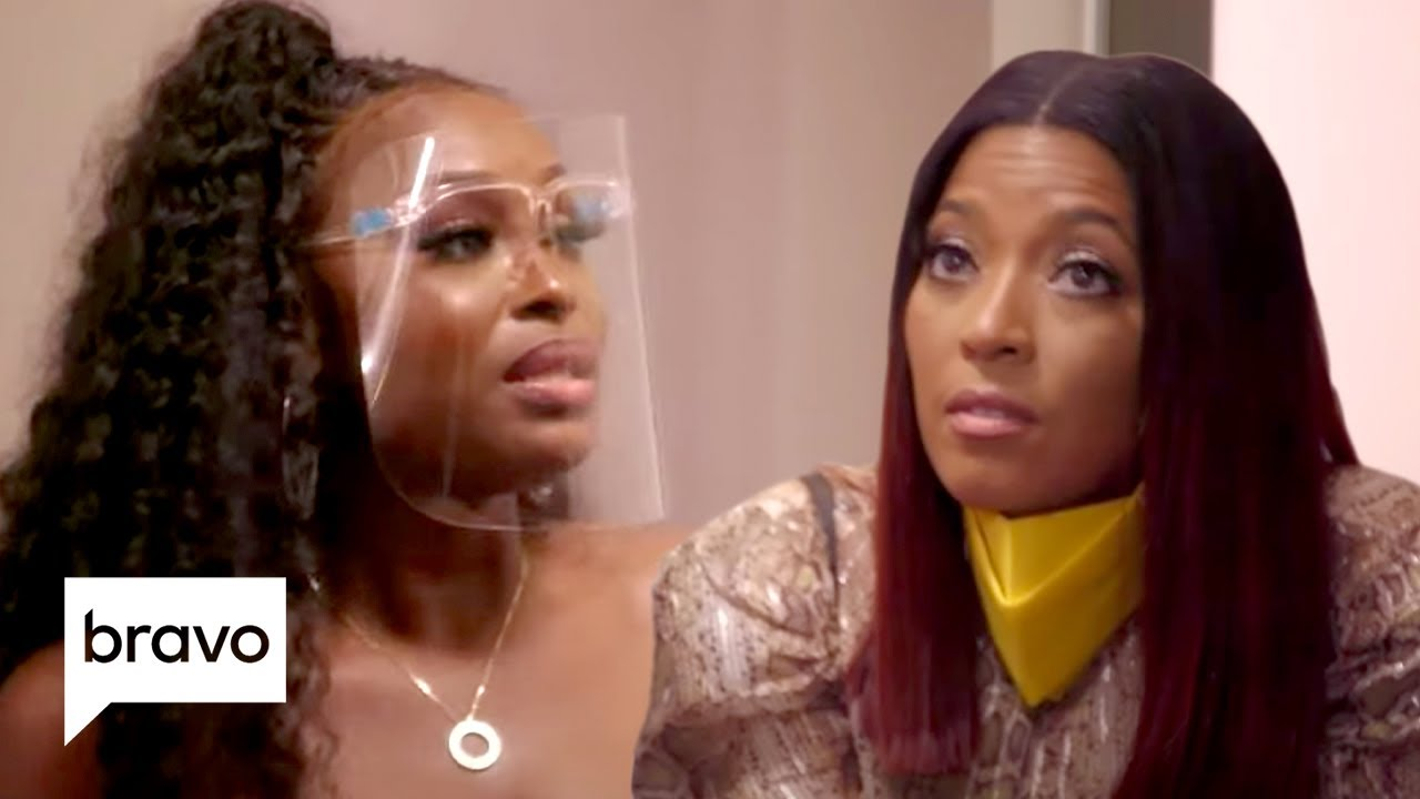 Download Quad Webb Confronts Toya About Her Bulls*** Ass Comment   Married to Medicine Highlights (S8 E11)