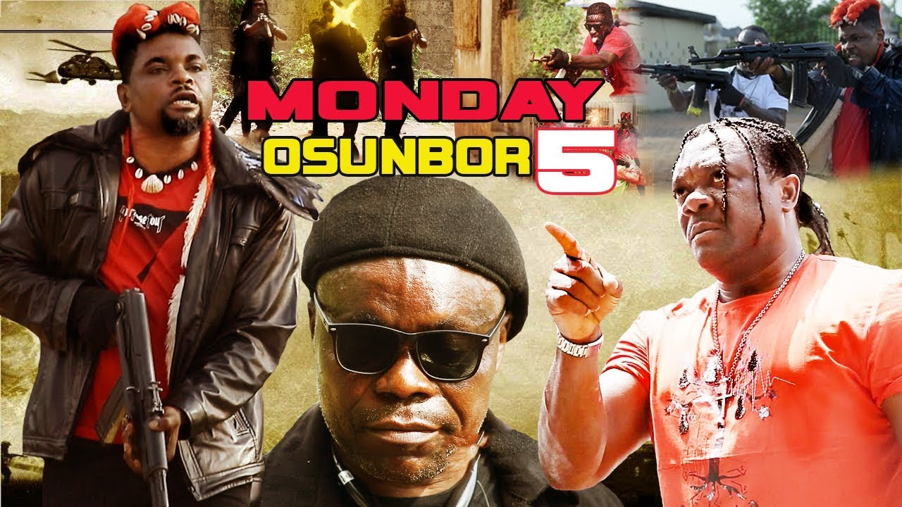 Download MONDAY OSUNBOR SEASON 5- NIGERIAN MOVIES 2019 LATEST FULL  MOVIES