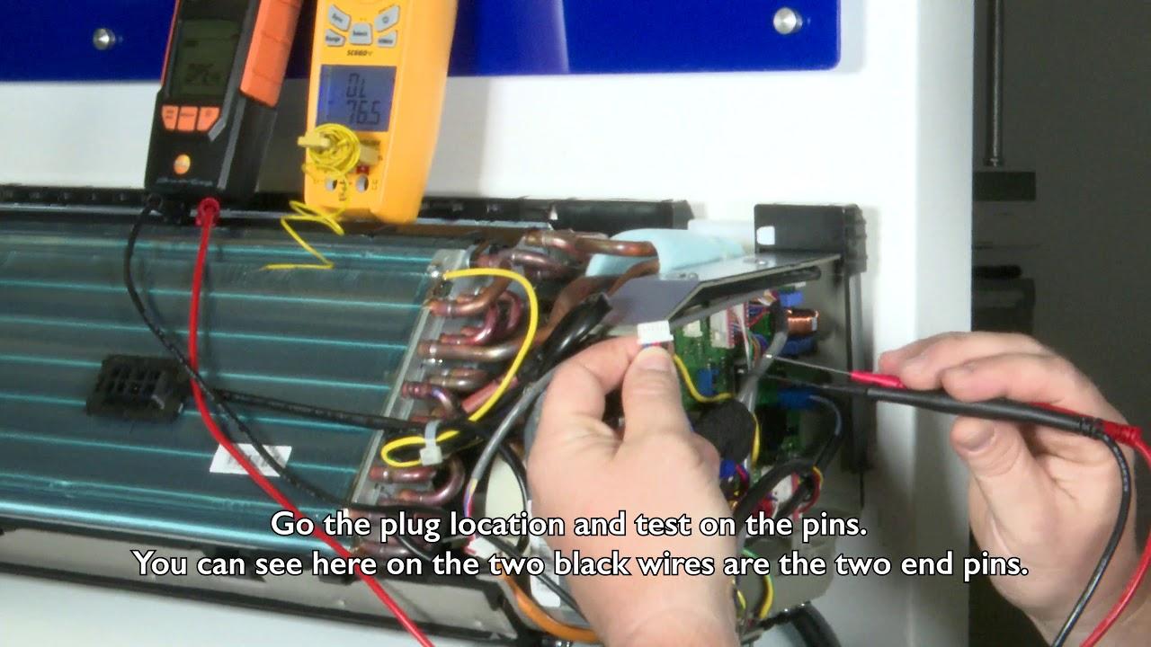 Testing a Return Air Sensor - YouTube | Hvac Sensor Wiring |  | YouTube