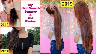 MY HAIR GROWTH JOURNEY- How To Grow Long Hair Fast | Rinkal Soni