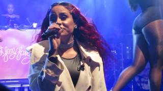 """Kehlani - """"Everything Is Yours"""" (Live in Boston: 2/25/17)"""