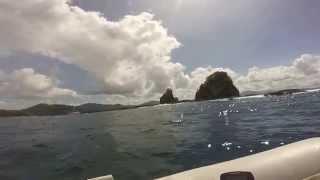 CRUSING THE CATALINA ISLANDS POTRERO COSTA RICA