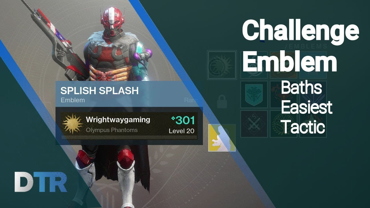 Destiny 2: Raid Challenge Mode - Baths