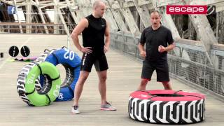 Functional Training: TIYR Flipping