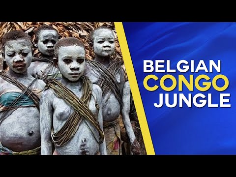 Masters Of The Congo Jungle - Documentary about Belgian Congo