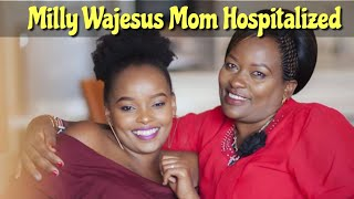 Milly Wajesus Mother Hospitalized | Pray for her quick recovery #Wajesusfamily #MillyWajesus