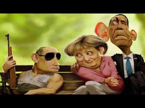 Анекдот от Жириновского у Соловьева про Меркель и Обаму