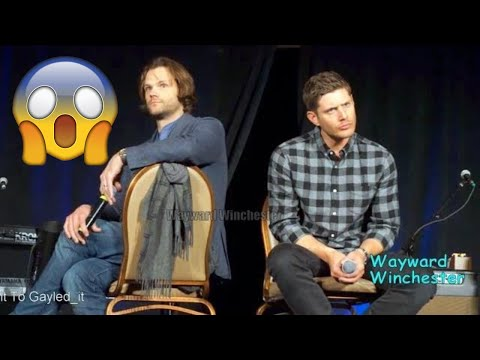 Jensen Ackles' Reaction To Danneel's Love s With Mark Pellegrino SPNLVCon 2018