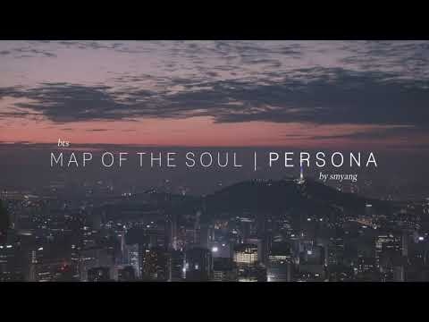 BTS (방탄소년단) - MAP OF THE SOUL : PERSONA - Full Piano Album