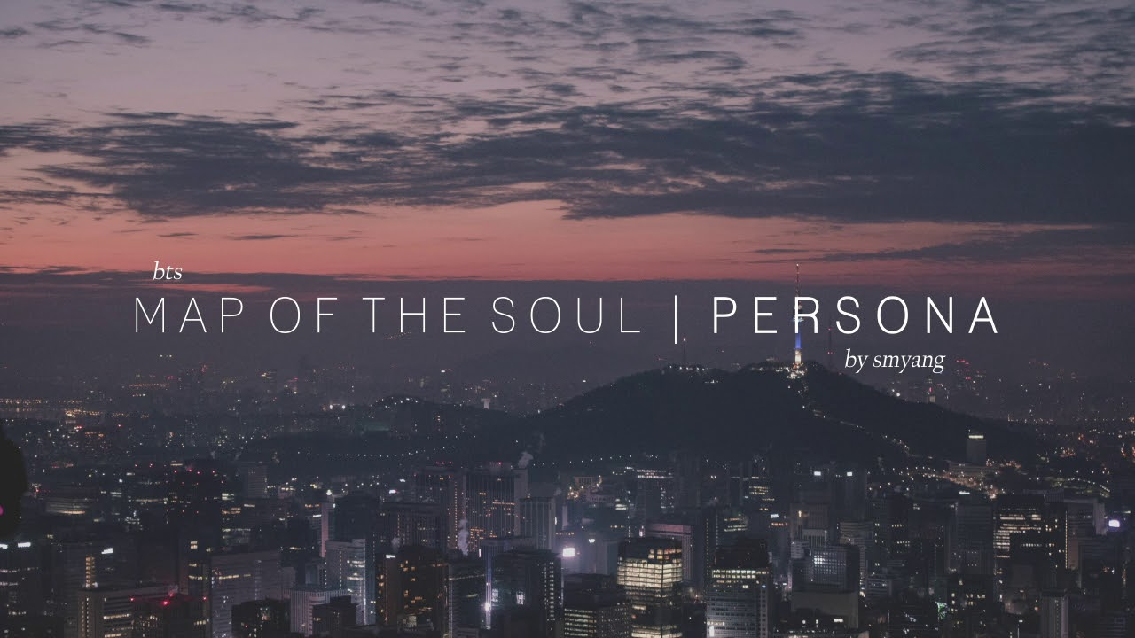 Bts 방탄소년단 Map Of The Soul Persona Full Piano Album