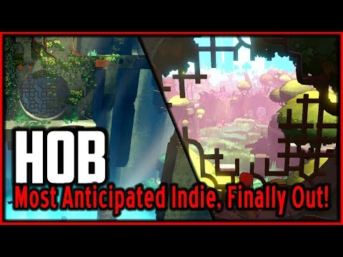 Indie Game Showcase | Hob | Action Adventure Game | New Indie Game 2017