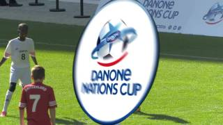 Switzerland vs Senegal - Ranking match 7/8 - Highlight - Danone Nations Cup 2016