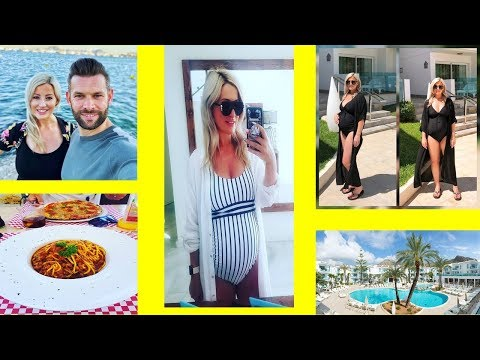 Puerto Pollensa holiday vlog June 2018. Hotel, restaurants & outfits!
