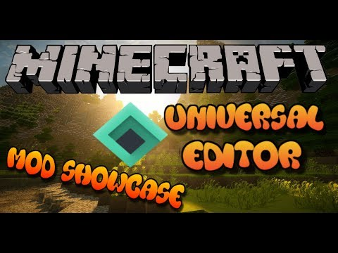 How To Get Minecraft Mods 2017 - UNIVERSAL MINECRAFT ...