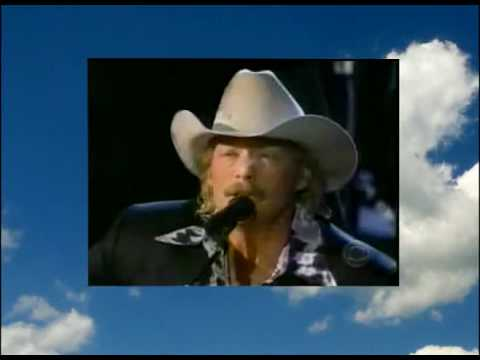 Alan Jackson's - 9/11 TRIBUTE - Where were you when the world stopped turning that September day?