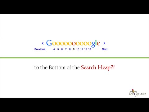 Will Google Throw Your Website to the Bottom of the Search Heap?