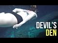 Snorkeling Devils Den - Airstream RV Living