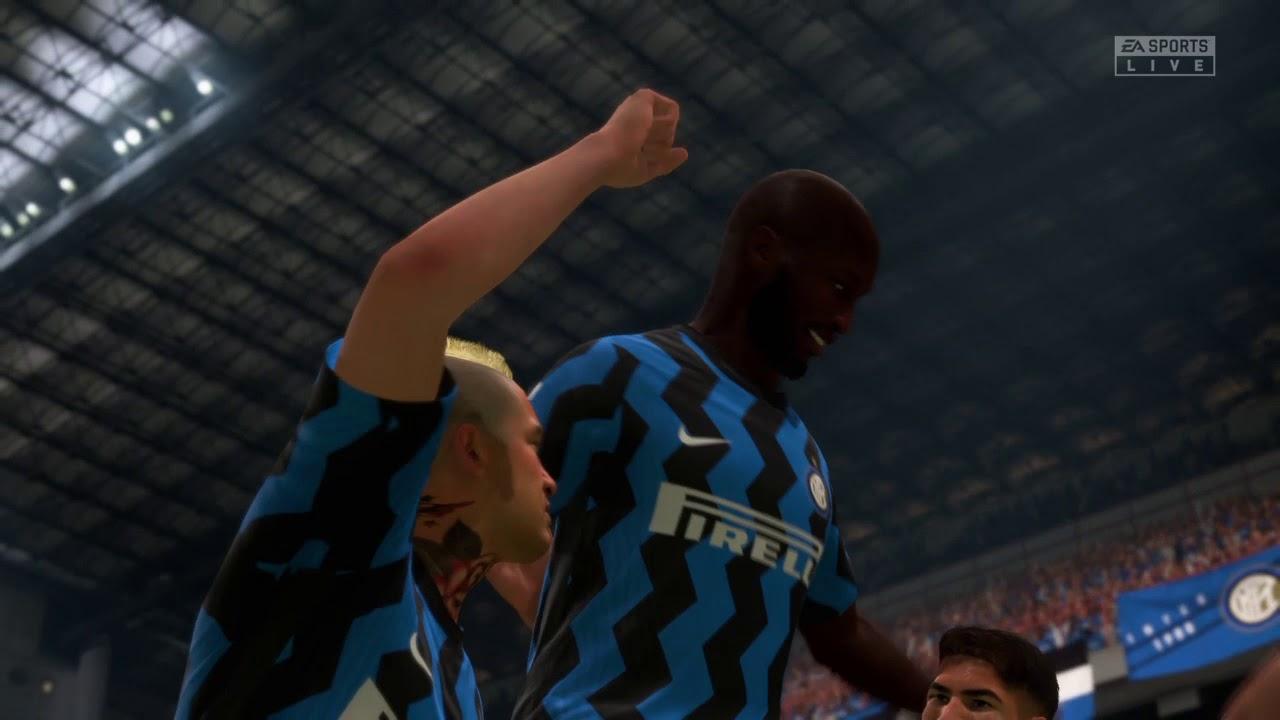 Lukaku Lazio