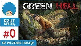 Green Hell PL #0 | Nowy polski survival w dżungli