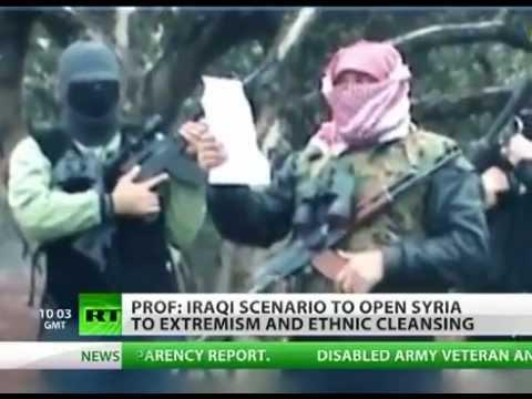 WAR on TERROR in IRAQ: US THREATENED and Al-Qaeda kill over 100 people in a HUGH EXPLOSION (Revenge)