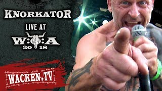 Knorkator - Full Show - Live at Wacken Open Air 2018