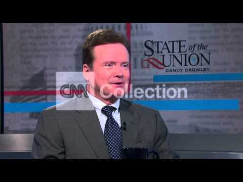 JIM WEBB ASKED ABOUT RUNNING FOR PRESIDENT