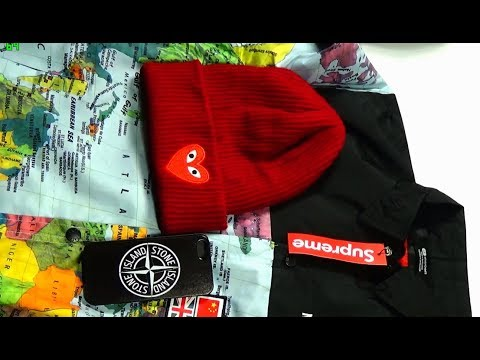 КУРТКА TNF X SUPREME, SI  CDG| ALIEXPRESS| АЛИЭКСПРЕСС|