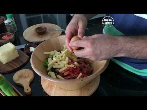 KAHVALTI İÇİN PRATİK TARİF ( Kolay ev yemekleri )
