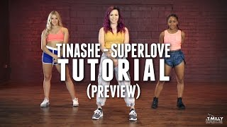 Dance Tutorial [Preview] - Tinashe - Superlove - Choreography by Jojo Gomez