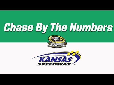 Chase by the Numbers: Kansas