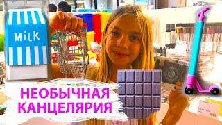 НЕОБЫЧНАЯ КАНЦЕЛЯРИЯ  Покупки к школе  Back to school Barvina