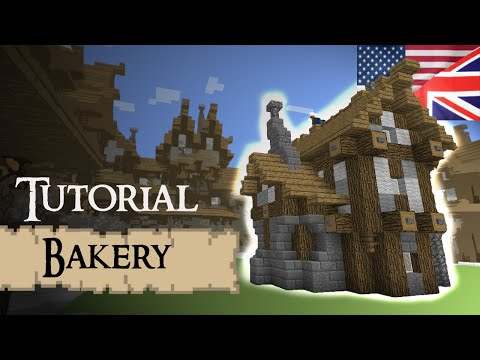 BAKERY: Medieval Minecraft Tutorial