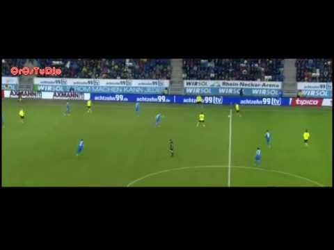 Henrikh Mkhitaryan Vs Hoffenheim